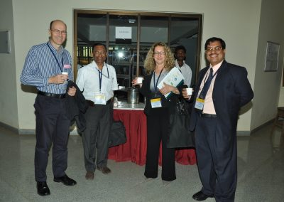A casual moment with IFAC president and Aerospace TC chair during IFAC EGNCA 2012