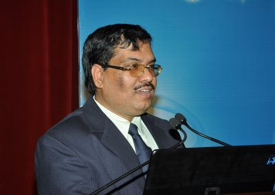 Addressing the audience in ACODS 2012