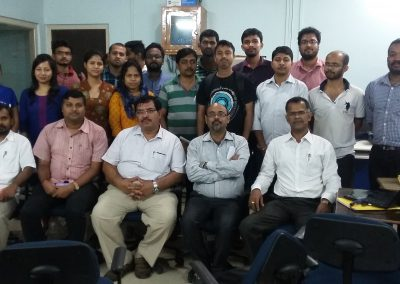 After a Guest Lecture @ NIT Silchar