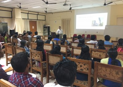 Guest Lecture @ College of Engineering Trivandrum