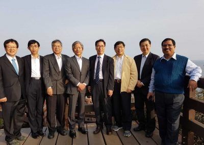 Steering Committee of Asian Control Association, 2018